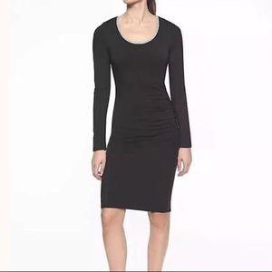 Athleta Carefree Black Dress